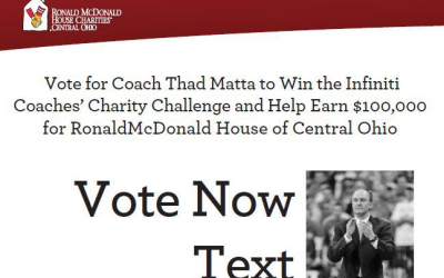 BEST Courier Inc. wants you to help the Ronald McDonald House Charities of Central Ohio